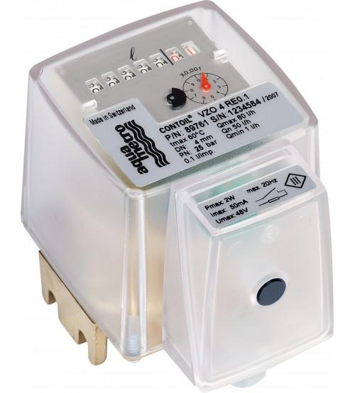 Aquametro VZO 4-RE0,00125 Akaryakıt Sayacı